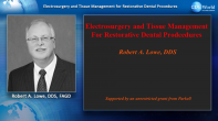 Electrosurgery and Tissue Management for Restorative Dental Procedures Webinar Thumbnail