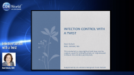 Infection Control with a Twist Webinar Thumbnail